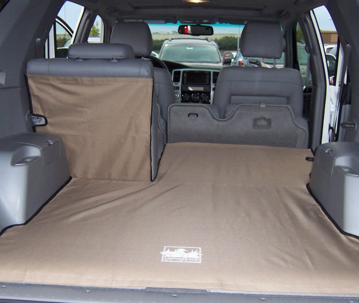 Toyota 4runner Cargo Liners Canvasback Com